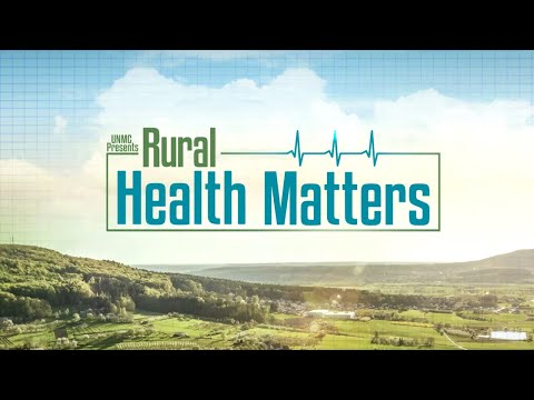 Rural Health Matters RFD-TV broadcast on July 13, 2020
