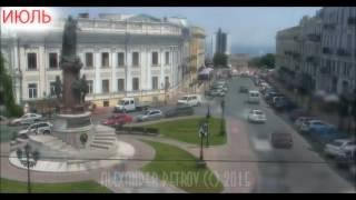 Одесса Екатерининская площадь 2015г. Один год за 67 секунд(, 2016-11-17T16:44:13.000Z)