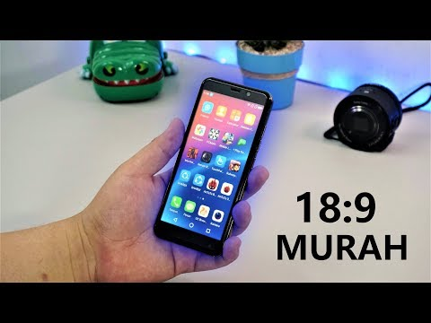 Review Advan S5E Full View Indonesia - BOLEH JUGA