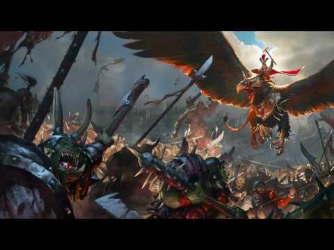 Total War: Warhammer [OST] Vampire Counts Skirmish