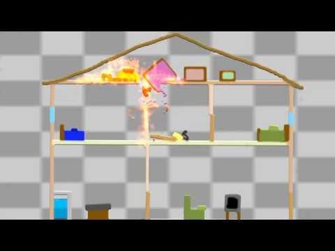 Burning House (OE-CAKE)