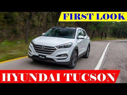 2018 Hyundai Tucson ► First Look