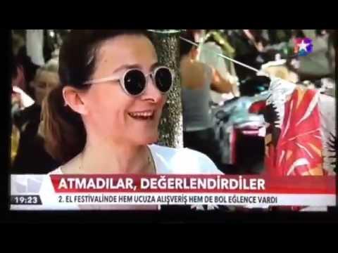 STAR TV 2016 ISTANBUL IKINCI EL FESTIVALI