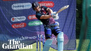 England captain Eoin Morgan reveals Jason Roy is preparing to face India