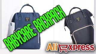 #AliExpress Review: SUNVENO Fashion Mummy Maternity Diaper Bag