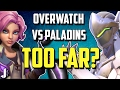 Overwatch VS Paladins DRAMA has gone TOO FAR MessYourself Rant