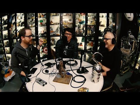 The Report from Camp - Still Untitled: The Adam Savage Project - 2/2/16