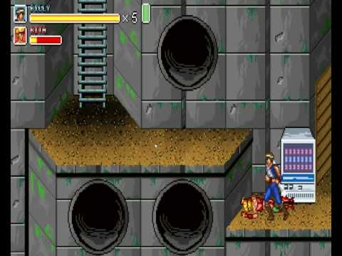 Double Dragon Fists Of Rage Special Freeware Game Youtube