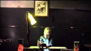 2012年10月28日にばってんで行われた朗読ライブの模様を撮影したもので...