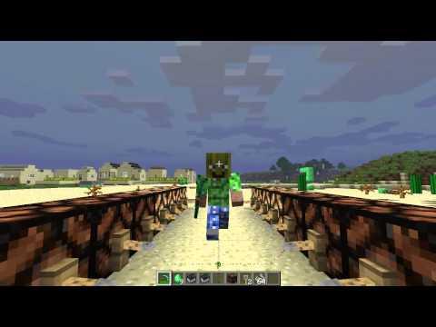 видео: Скоростной обзор снимка Minecraft Snapshot 12w22a