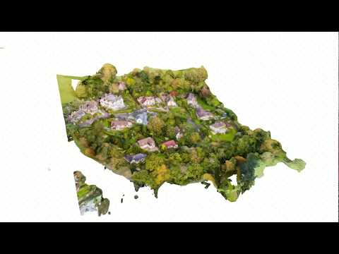 3D Interactive modelling from Aerial Photography