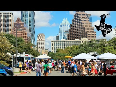 Trucklandia Food Truck Festival 2016 (Austin Street Stories)