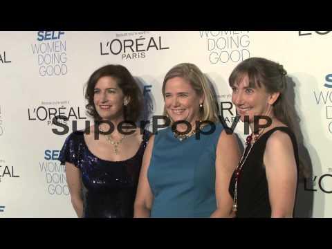 Jessica Greer Morris, Susan Burke, Lucy Danziger and Marl...
