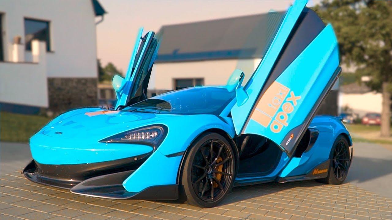 ЭТО КРУЧЕ чем ЛАМБА | McLaren 600 сил!