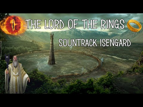 The Lord of the Rings [Sountrack Isengard]