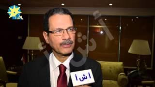بالفيديو : الدكتور أحمد درويش: كيفية مساهمة قناة السويس فى الناتج القومى الإجمالى