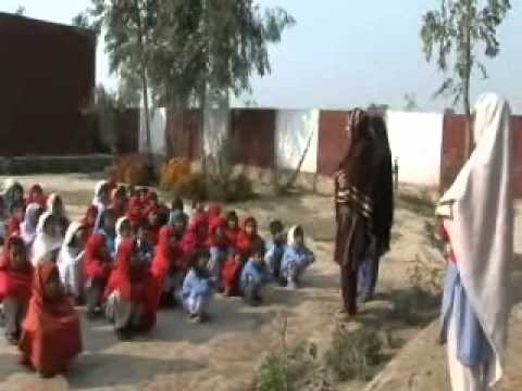 Elementary Girls School, Pakistan