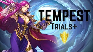 First Run Against Brunnya ft. Lancelot 😄 | Sands of Time | Tempest Trials+ #27 【Fire Emblem Heroes】