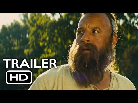 The Last Witch Hunter Official Trailer #1 (2015) Vin Diesel, Elijah Wood Action Fantasy Movie HD