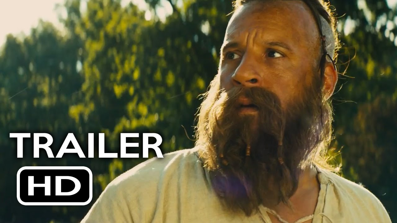 The Last Witch Hunter Official Trailer 1 2015 Vin Diesel Elijah Wood Action Fantasy Movie Hd