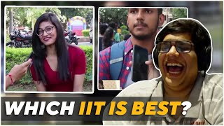 WHICH IS THE BEST IIT?