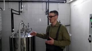 видео «5 Океан» — пиво с дображиванием в бутылке