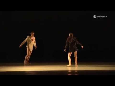 "Ballet ""ADULTE"". Choreography by Ilia Jivoy. Mariinsky Theatre."