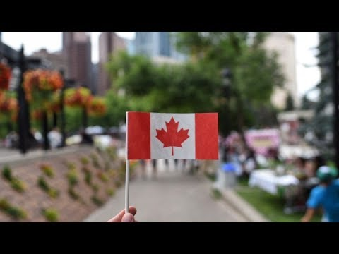 Canada Day 150 Celebrations Toronto | Queen's Park | Dundas Square | CN Tower