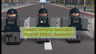 [Roblox Belfast] CTFSO Deployment City of Belfast War Zone!