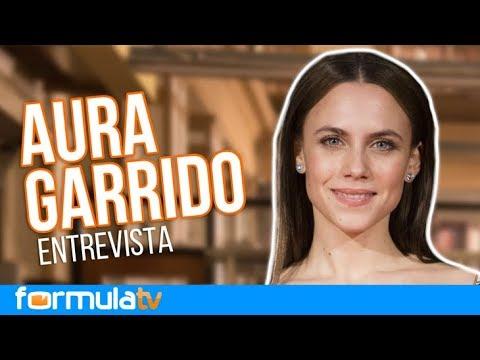 Aura Garrido y la renovación de EL MINISTERIO DEL TIEMPO: