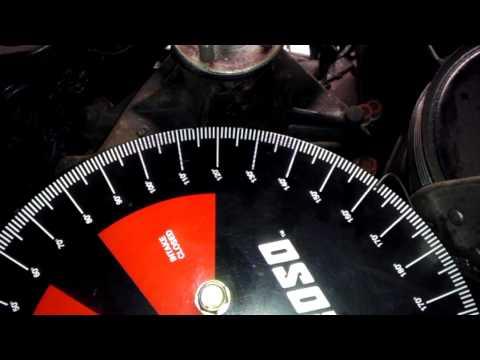 cam degree wheel