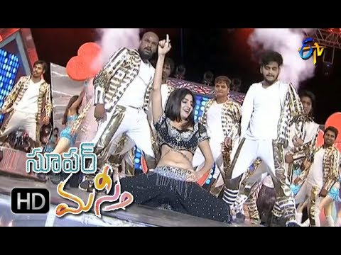 Sundari Ee Sundari Song | Poonam Kaur Dance Performance | Super Masti | Tirupati | 21st May 2017