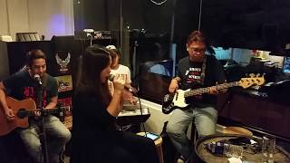 Rude - Magic (Live Acoustic Cover by Serendipity VIII Band) Diane Llanes