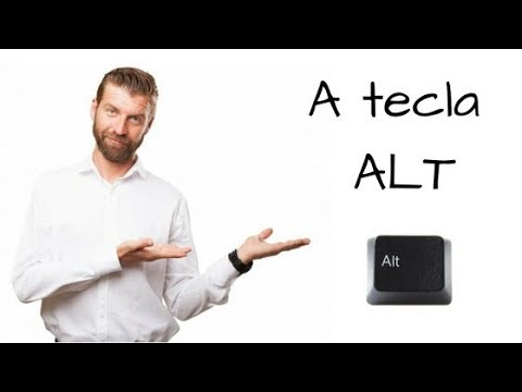 A tecla ALT