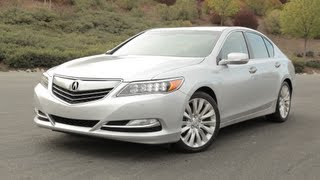 2014 Acura RLX Review
