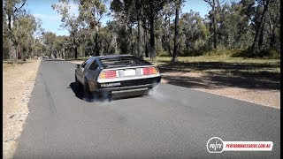 Supercar Megabuild Delorean Reboot Video