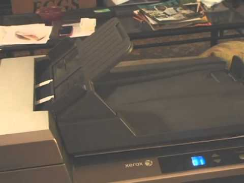 Xerox scanner 3220