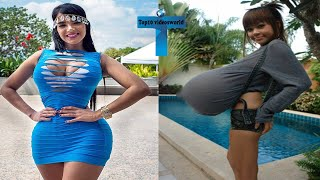 Top 10 Truly Unusual Women With Amazing Features You Won't B…