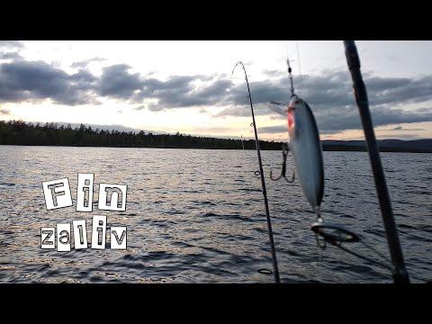 Рыбалка в Мурманской области | Щука 9 кг | 1 серия