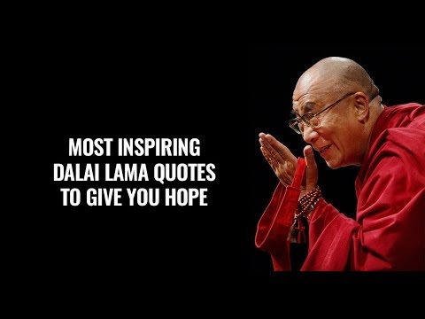dalai lama motivational quotes on love life and happiness