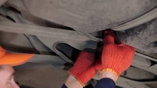 Wartung von Alfa Romeo 166 936 - Video-Anweisung