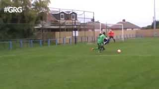 Grassroot goals- Amateur football goal of the month- October 2015