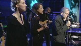 Leonard Cohen Democracy Live 1993