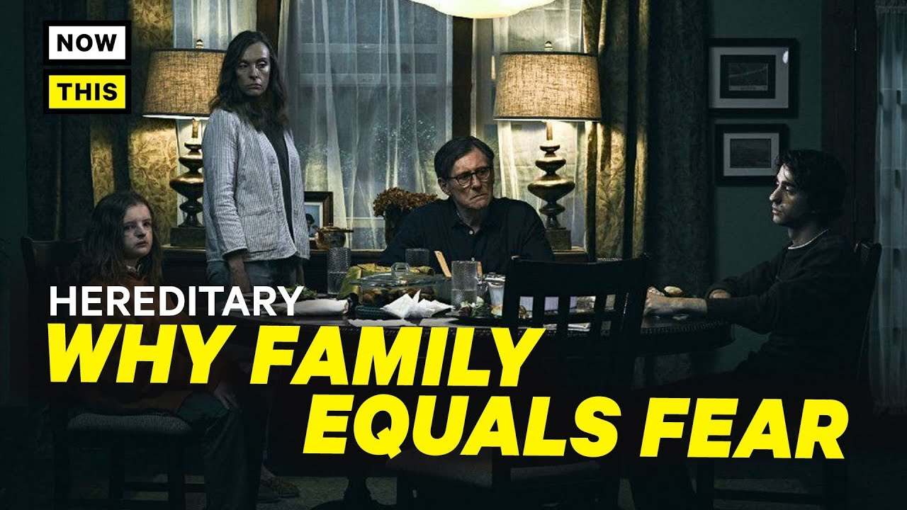 Hereditary: Why Family Equals Fear | NowThis Nerd