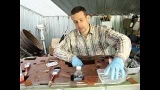 rust chemicals compared, phosphoric acid vs deoxidene vs vinegar vs mag wheel cleaner