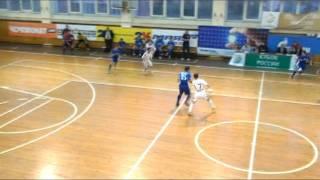 Futsal. Энерком - Сибиряк - 2:7<