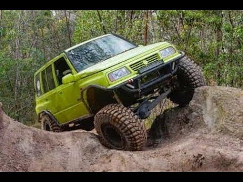 Secret Creek Run – Gold Coast Rock Crawling and Track Building