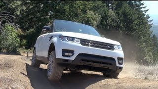 2014 Range Rover Sport: Everything you ever wanted to know off-road