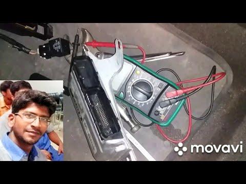 Car Not Start ECM Repair/ Immobiliser Light Not Glowing