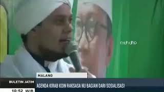 Habib Abdul Qodir Umar Mauladawilah Buka Bersama in UNISMA Malang